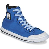 Diesel  FAMILA  men's Shoes (High-top Trainers) in Blue