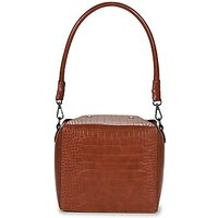 Moony Mood  ODIHA  women's Shoulder Bag in Brown
