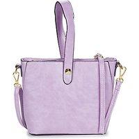 Moony Mood  ODALIA  women's Shoulder Bag in Purple