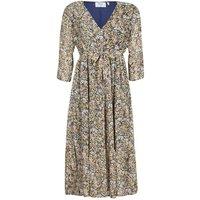Betty London  -  women's Long Dress in Multicolour