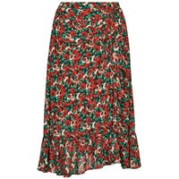 Moony Mood  ABANCOURS  women's Skirt in Multicolour