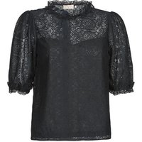 Moony Mood  ABBEILHANS  women's Blouse in Black