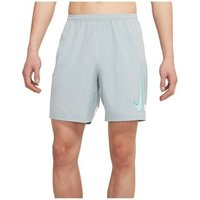 Nike  Drifit Academy  mens Cropped trousers in Grey