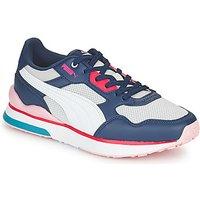 Puma  FUTURE  women's Shoes (Trainers) in White
