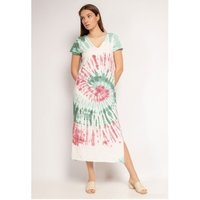 Fashion-brands-909RAINBOWMAGENTA-womens-Long-Dress-in-Red