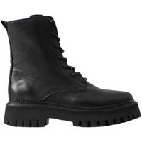 Bronx-Bottes-femme-Groovy-Chelsea-womens-Mid-Boots-in-Black