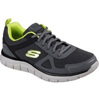 Skechers  52630-CCLM-060 Track Bucolo  men's Shoes (Trainers) in Grey