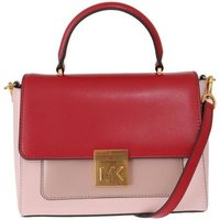 MICHAEL-Michael-Kors-Red-Pink-MINDY-Sa-womens-Shoulder-Bag-in-multicolour