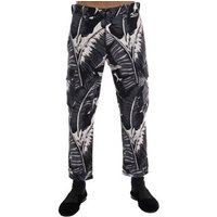 D G  Gray Banana Le  mens Trousers in multicolour