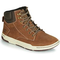 Caterpillar  COLFAX MID  men's Shoes (High-top Trainers) in Brown