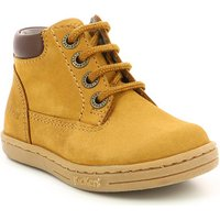 Kickers  Chaussures enfant  Tackland  girls's Children's Mid Boots in Brown