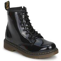 Dr Martens  Dm J Boot  girls's Children's Mid Boots in Black