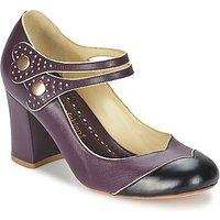 Sarah Chofakian  ZUT  womens Court Shoes in Purple