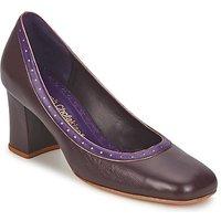 Sarah Chofakian  SHOE HAT  womens Court Shoes in Purple