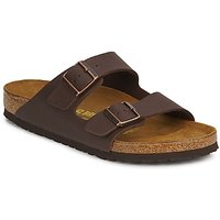 Birkenstock  ARIZONA LARGE FIT  men's Mules / Casual Shoes in Brown