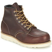 Red Wing  CLASSIC  men's Mid Boots in Brown