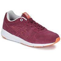 Onitsuka Tiger  SHAW RUNNER  women's Shoes (Trainers) in Red
