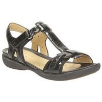 Clarks A Woman Sandal Voshell Sandals In Black
