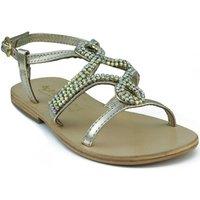 Oca Loca  OCA LOCA STRASS  girls's Children's Sandals in Gold