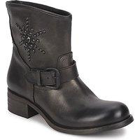 JFK  OSSIR  womens Mid Boots in Black
