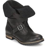 Casual Attitude  GRAVINE  women's Mid Boots in Black