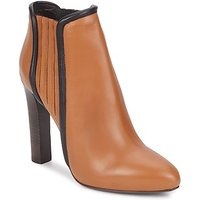 Roberto Cavalli  WDS228  womens Low Ankle Boots in Brown