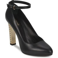 Roberto Cavalli  WDS230  womens Court Shoes in Black