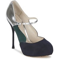 John Galliano  AO2179  womens Court Shoes in Black
