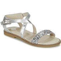 Garvalin  COSMOS  girls's Children's Sandals in Silver