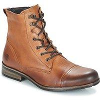 Casual Attitude  RIBELLE  men's Mid Boots in Brown