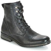 Casual Attitude  RIBELLE  men's Mid Boots in Black