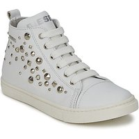 Diesel  VAR2  girlss Childrens Shoes (High-top Trainers) in White