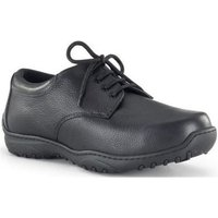 Calzamedi  orthopedic width 20  mens Smart / Formal Shoes in Black