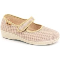 Calzamedi  Dancers for orthopedic insoles  womens Shoes (Pumps / Ballerinas) in Beige