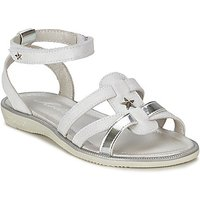 Mod'8  HOPAL  girls's Children's Sandals in White