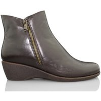 The Flexx  FLEXX wedge booty woman komodo  womens Low Ankle Boots in Brown