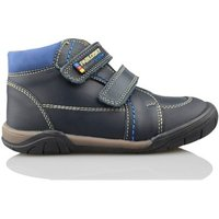 Pablosky  TOMCAT  girls's Children's Shoes (High-top Trainers) in Blue