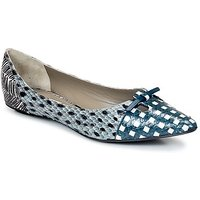 Marc Jacobs  Elap  womens Shoes (Pumps / Ballerinas) in Blue