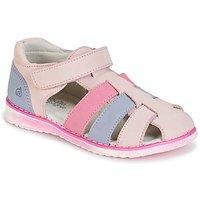Citrouille et Compagnie  FRINOUI  girls's Children's Sandals in Pink