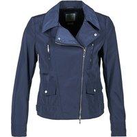 Geox  ZIPUL  women's Jacket in Blue