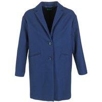 Benetton  AGRETE  womens Coat in Blue