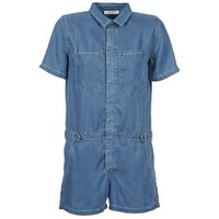 Teddy Smith  CALINCA DENIM LYOCELL  womens Jumpsuit in Blue