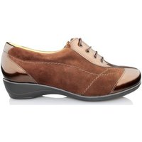 Calzamedi  orthopedic shoe woman  womens Casual Shoes in Brown