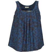 Lola  CUBA  womens Vest top in Blue