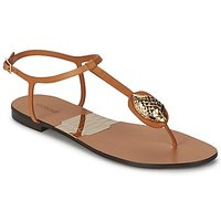 Roberto Cavalli  XPX243-PZ220  womens Flip flops / Sandals (Shoes) in Brown