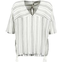 Stella Forest  OWONI  womens Blouse in White