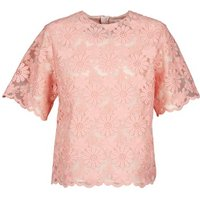 Manoush  AFRICAN BLOUSE  womens Blouse in Pink