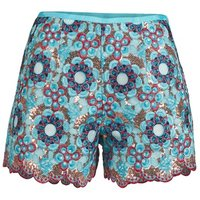 Manoush  FRESQUE  women's Shorts in Blue