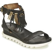 Airstep / A.s.98 Flood Sandals In Black
