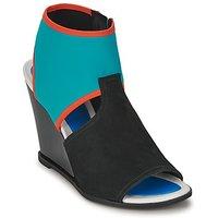 Kenzo Delight Sandals In Multicolour